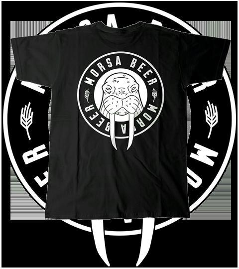 Camiseta Back Morsandaising