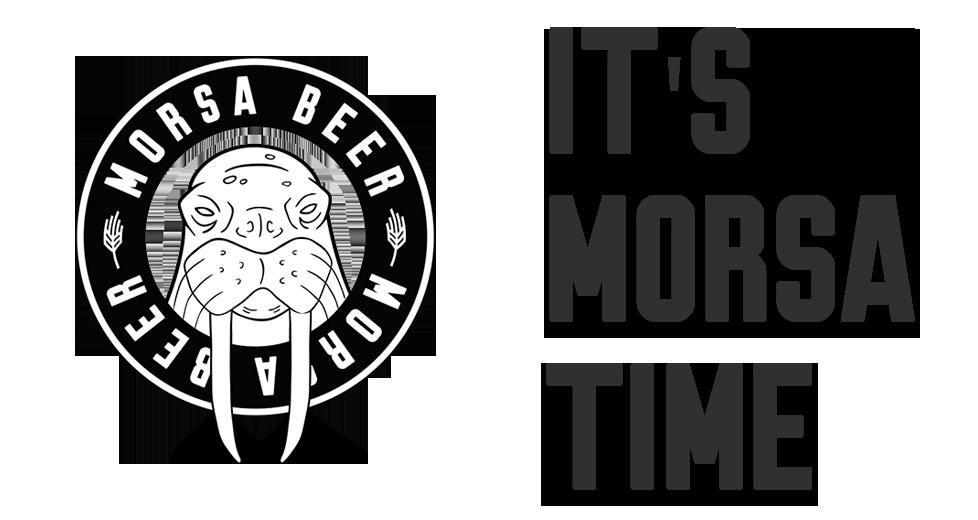 its morsa time - morsa beer